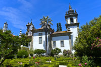 Mateus Palace, Palacio de Mateus, Mateus, Vila Real, Portugal