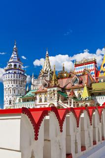 Izmailovo Kremlin - Moscow Russian