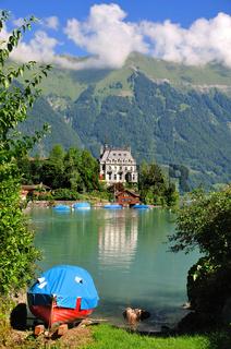 Iseltwald am Brienzer See