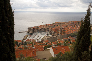 Dubrovnik 002. Kroatien