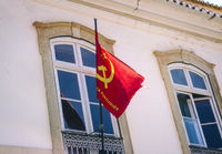 Flag of the Portuguese Communist Party