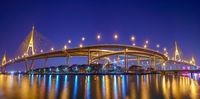 Bhumibol Bridge1