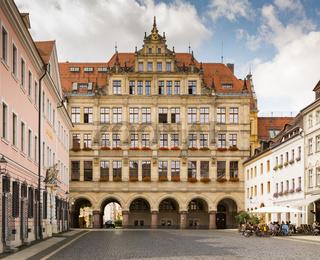 New town hall of Görlitz