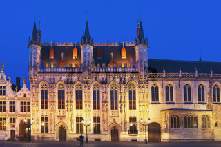 Rathaus, Brügge | town hall Bruges