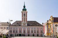 Historic town hall of Sankt Pölten