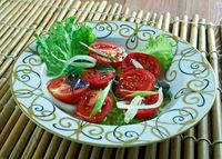Sudanese Tomato Salad