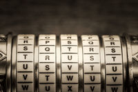 trust word as password in combination puzzle