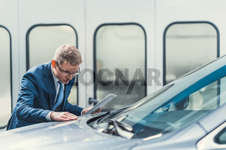 Manager with auto