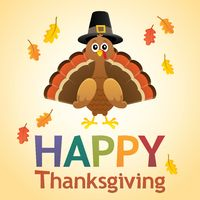 Happy Thanksgiving theme 6