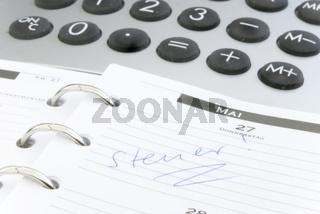 steuer taschenrechner