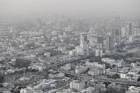 Bangkok. General view of the city
