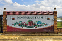 Banner of the Monnaran Farm of Everyday Farm LLC, Mongolia