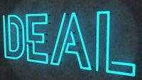 Deal Neon Lights