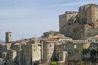 Sorano in Tuscany