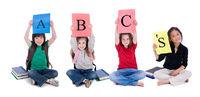 Kid Letters ABC's