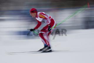 Skilanglauf Maenner - Typical