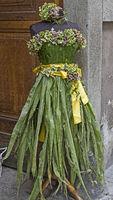 Alternate summer dress