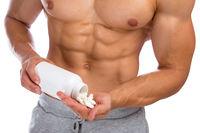 Doping Anabolika Tabletten Medikamente Pillen Missbrauch Bodybuilder Bodybuilding Muskeln Mann