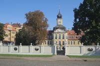 Leipzig - Baroque palace, Germany