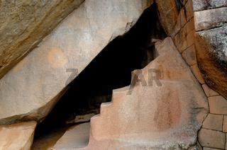 machu picchu tempel des Kondor