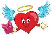 Valentine heart topic image 8