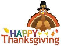 Happy Thanksgiving theme 5