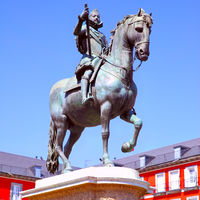 Statue of King Philip III