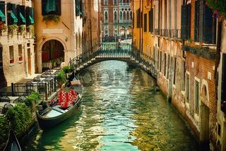 Beautiful venetian street
