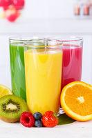 Saft Orangensaft Smoothie Smoothies Fruchtsaft Frucht Hochformat Früchte Orangen Orange