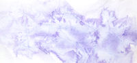 Blue violet abstract watercolor background