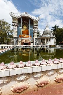 Buddhistischer Tempel - Negombo, Sri Lanka