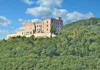 Hambach Castle near Neustadt an der Weinstrasse,Rhineland-Palatinate,Germany