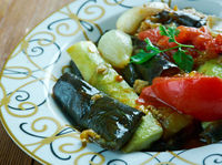 Patlıcan Dizme Tarifi