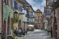 Riquewihr in Alsace
