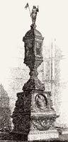 The taberacel of the Basilica of San Domenico, Basilica Cateriniana, Siena, Italy