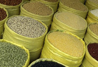 ASIA VIETNAM HO CHI MINH CITY MARKET FOOD