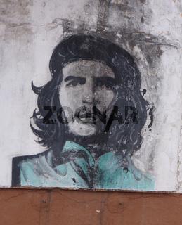 Che Guevara,Portrait,Havanna,Kuba