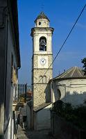 Kirchturm von Levice
