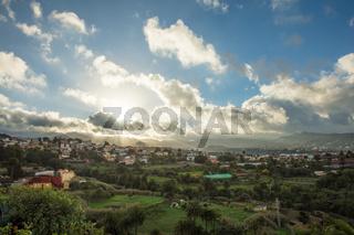 Idyllisches Dorf in Gran Canaria