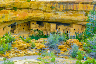 Cliff Palace Mesa Verde National Park Arizona