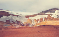 Hike in Iceland