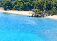 Aegean coast, Sithonia, Greece.