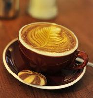 Cappuccino - Latte Art