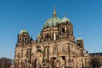 Berlin cathedral (Berliner Dom)