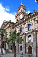 old City Hall in Cape Town, South Africa