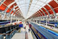Paddington station architecture