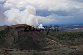 Hawaii Volcano National Park