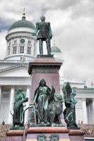 Alexander II Monument