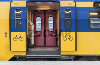 Door in Train, Utrecht