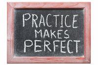 practice makes